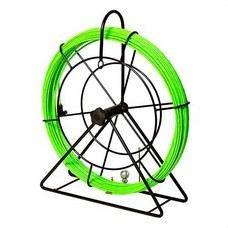 ANGUILA 71614050 Pasacables intercambiable trenza mono 50m VH580 verde poliéster diámetro 6mm