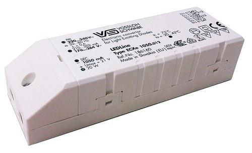TRANSFORMADOR ELECTRICO 1050MA 20W 220-240V AC