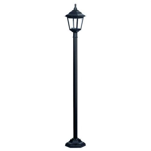 Farola 191cm CLIC-CLAC 4 E27 negro