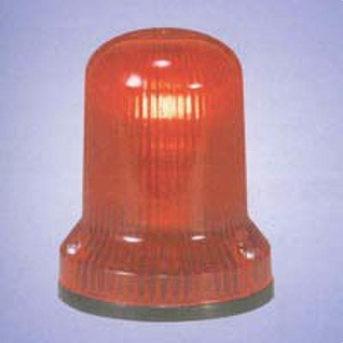 Luz destellante MINI LAMP85N filamento 24VCC/corriente alterna rojo