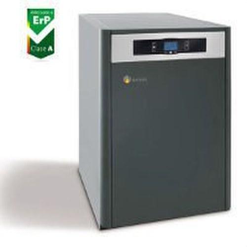 Caldera gasóleo EVOLUTION EV 30 HFM calefacción clase A - ACS clase A