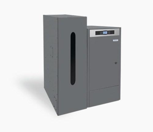 Caldera de biomasa BIOCLASS HM 16 15,6Kw clase de eficiencia energética A+