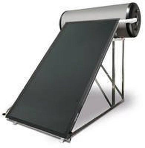 Conjunto DS-COMPACT inoxidable 1150 NP solar clase de eficiencia energética C