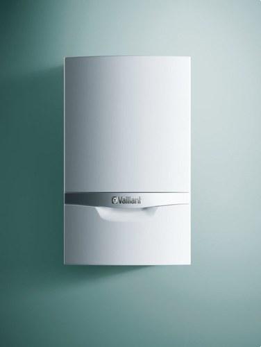 Caldera ecoTEC plus mixta 246 de gas propano + calorMATIC 370f 13,8-11,5l/10min y clase de eficiencia energética A