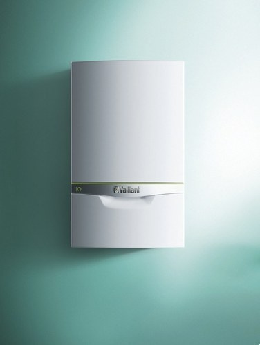 Caldera ecoTEC exclusive 356 mixta de gas natural 20-16,9l/min y clase eficiencia energética A
