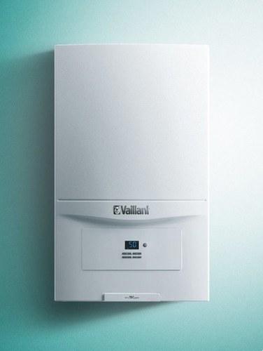 Caldera ecoTEC pure 236 precalentamiento de gas natural 13,2-11 l/min y clase de eficiencia energética A
