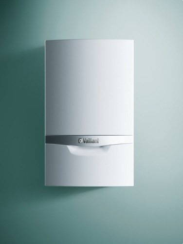 Caldera ecoTEC plus mixta VMW 236 gas natural + calorMATIC 370f 12,5-11,2l/min y clase de eficiencia energética A
