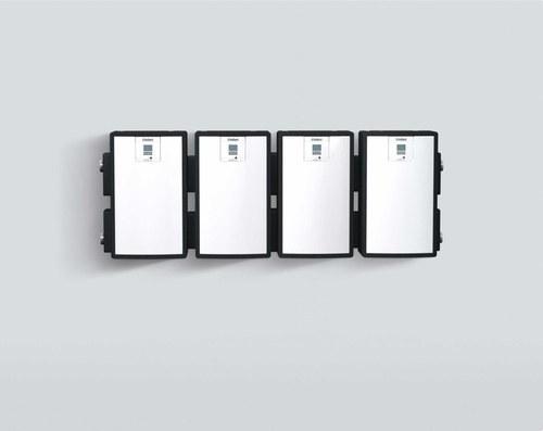 Módulo producción agua caliente sanitaria VPM 30/35W con regulación