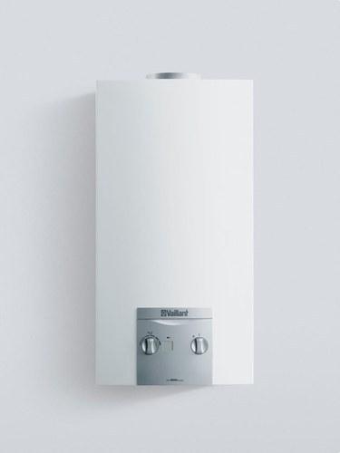Calentador atmoMAG exclusiv 11l/min de gas natural y clase de eficiencia energética A/M