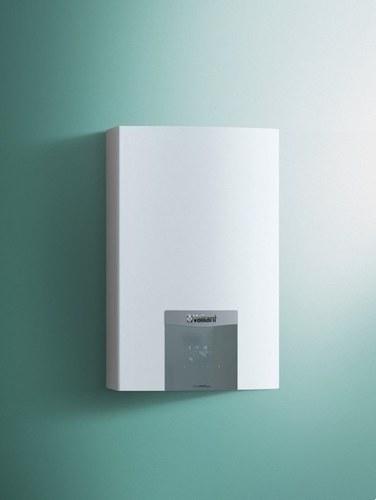 Calentador Green plus con kit de gas butano 14l/min y clase de eficiencia energética A/L
