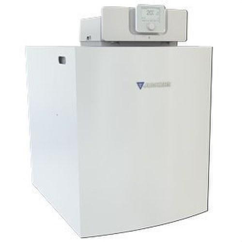 Caldera de pie gasóleo condensación KUBC 22 clase de eficiencia energética A