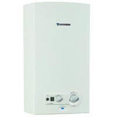 Calentador interior WR11-2B gas butano 11 litros/minuto clase de eficiencia energética A/M