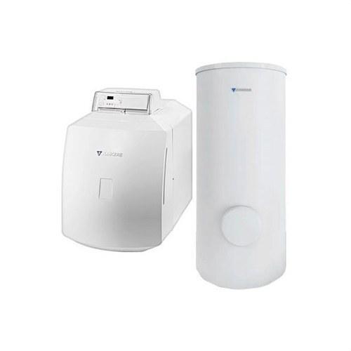 Acumulador intercambiador SK300-5ZB 300 litros clase de eficiencia energética B