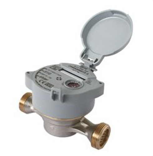 Contador de agua caliente S110 DN13 rosca 7/8-3/4 con tapa