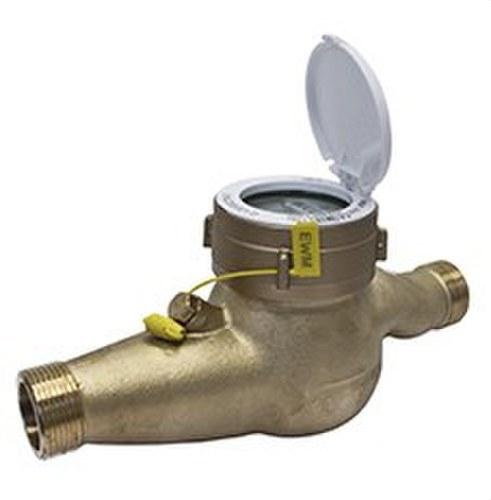 Contador de agua M120i R80H DN25 rosca 1.1/4 260mm