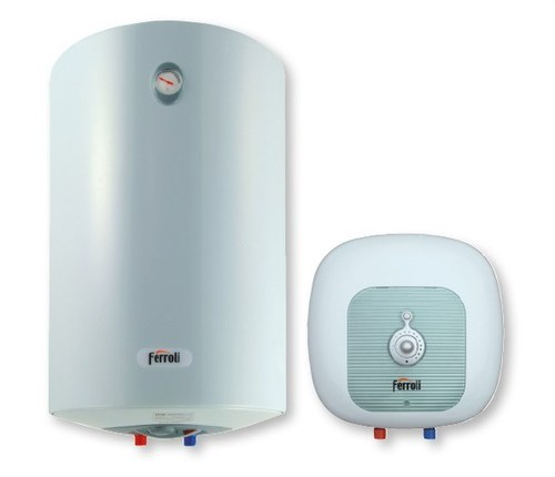 Termo eléctrico CLASSICAL SEV PLUS 100 clase de eficiencia energética C\L