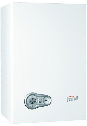 Caldera BLUEHELIX TECH RRT 24 C N/P + kit estándar, mural de condensación a gas para calefacción y agua caliente sanitaria
