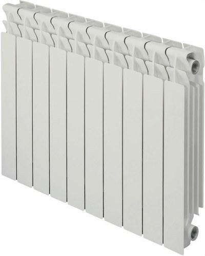 Radiador aluminio XIAN 600N 9 elementos 951.3Kcal/h