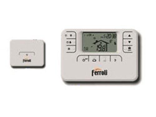 Cronocomando remoto modulante sin hilos ROMEO-W RF