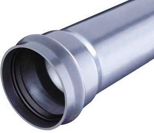 Tubo 1m diámetro 110 gran evacuación junta elástica