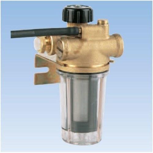 Filtro en línea de recirculación para gasóleo RZ que permite eliminar el tubo de retorno al tanque