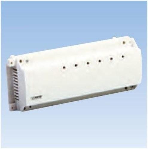 Caja de conexiones 6 zonas (master) NC 210Lx88Hx58P con relé de control de la electrobomba IP30
