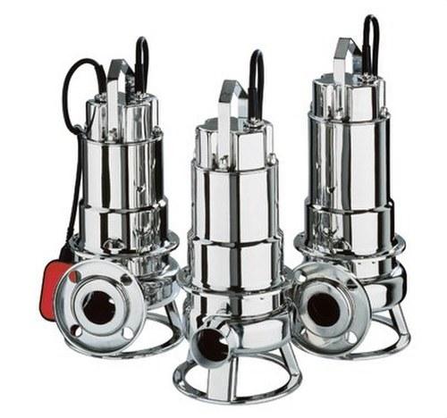 Bomba sumergible DWVOX0.75T manual TRF.380 0,75CV rosca