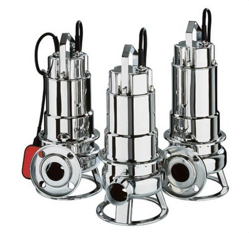 Bomba sumergible DWVOX1.5M automática monofásica 1,5CV rosca