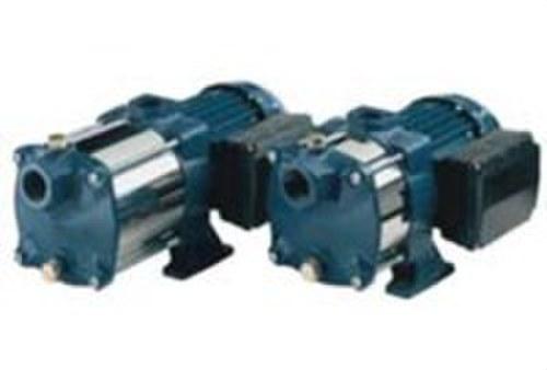 Bomba multietapa horizontal COMPACT AM12 monofásica 1,2CV