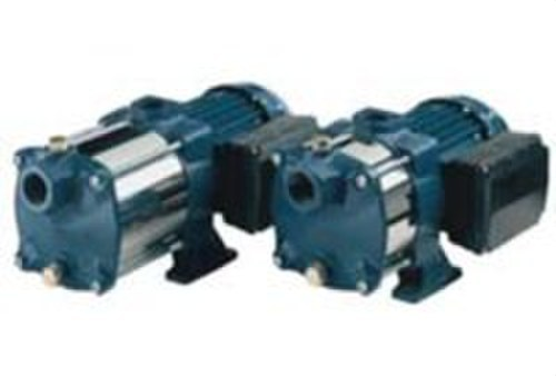 Bomba multietapa horizontal COMPACT BM12 monofásica 1,2CV