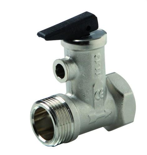 Válvula seguridad M-H SYC703 diámetro 3/4 para termo con palanca
