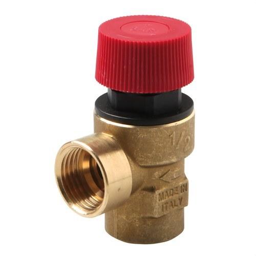 Válvula seguridad membrana H-H SYC705 diámetro 1/2 3Bar
