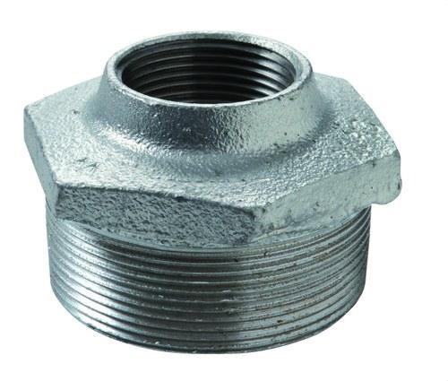 Reducción figura 241 M-H 2-1 galvanizado