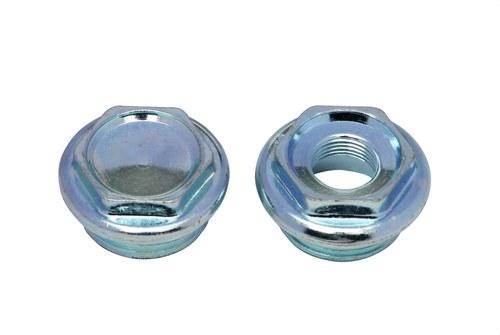 Tapón zinc izquierda 1x3/8 radiador aluminio diámetro 42