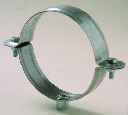 Abrazadera desagüe M8 diámetro 160