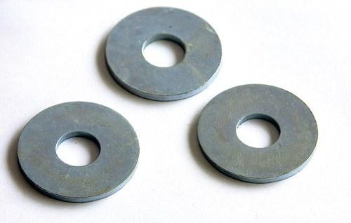 Arandela ancha DIN9021 M8 zincado