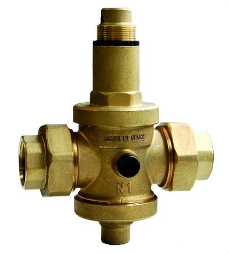 Reductor presión SYC146 pistón racor PN25 1/2