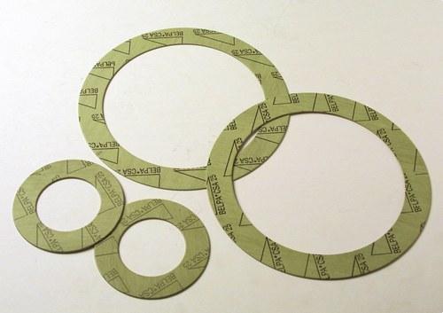 Junta estanqueidad unión plana diámetro 1