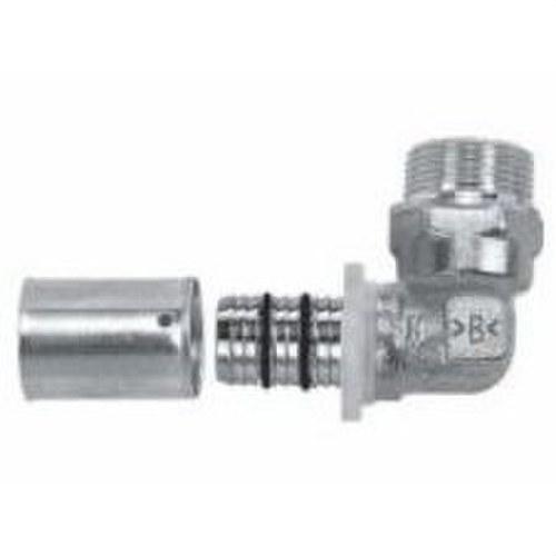 CODO 90 MACHO P7092G DIAMETRO 16-1/2