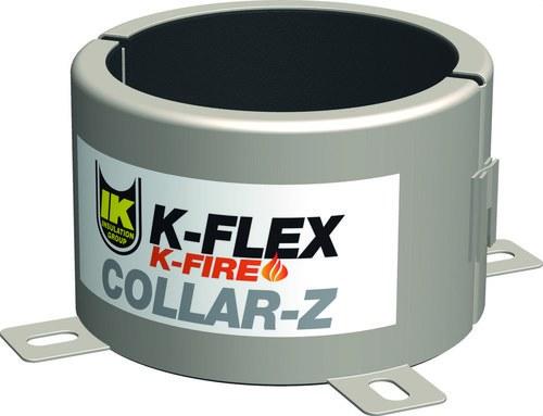 Collarín K-FIRE collar-Z diámetro 110 galvanizado