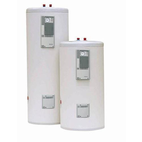 Depósito de agua caliente sanitaria CORAL VITRO modelo CV-200-M1 vitrificado y con clase de eficiencia energética B