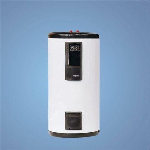 Depósito acumulador de agua caliente sanitaria GEISER INOX GX6D400 clase de eficiencia energética C