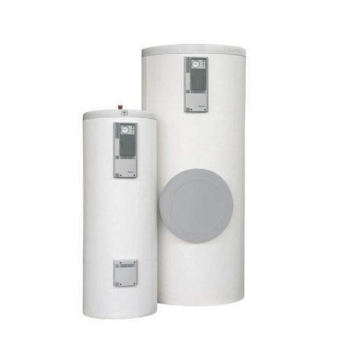Depósito acumulador de agua caliente sanitaria CORAL VITRO modelo CV-1000-M1B clase de eficiencia energética C