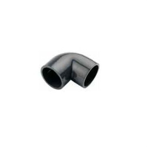 CODO PVC PRESION 140x90º