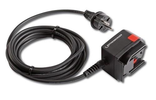 Conexión red para prensa hidráulica Romax