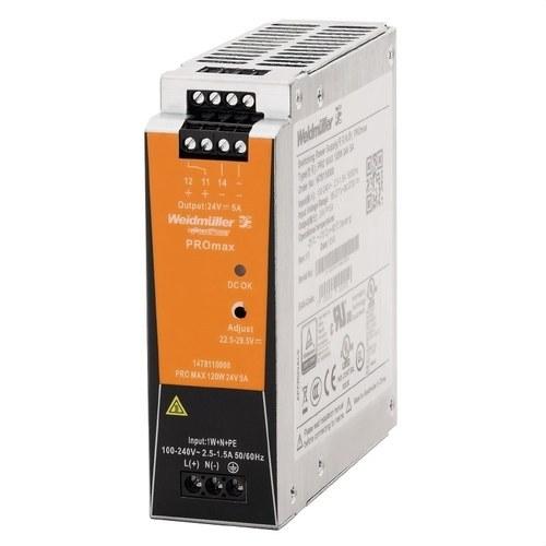 Fuente alimentación PRO MAX 120W 24V 5A