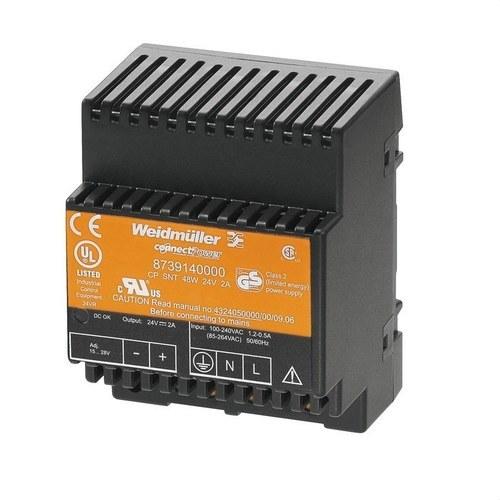 Fuente alimentación CP-SNT 48W 24V 24VDC 2A