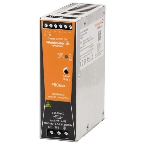 Fuente alimentación PRO ECO 120W 24V 5A