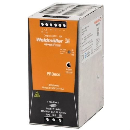 Fuente alimentación PRO ECO 240W 24V 10A
