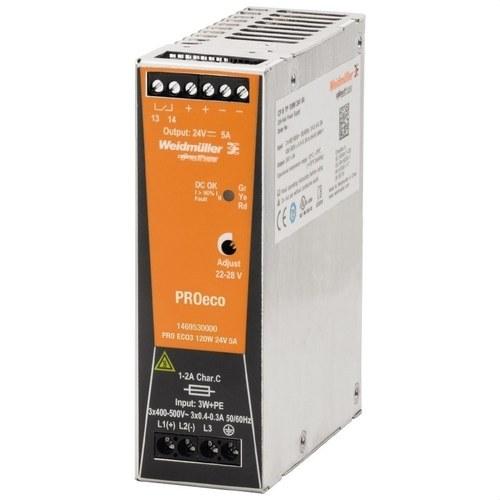 Fuente alimentación PRO ECO3 120W 24V 5A